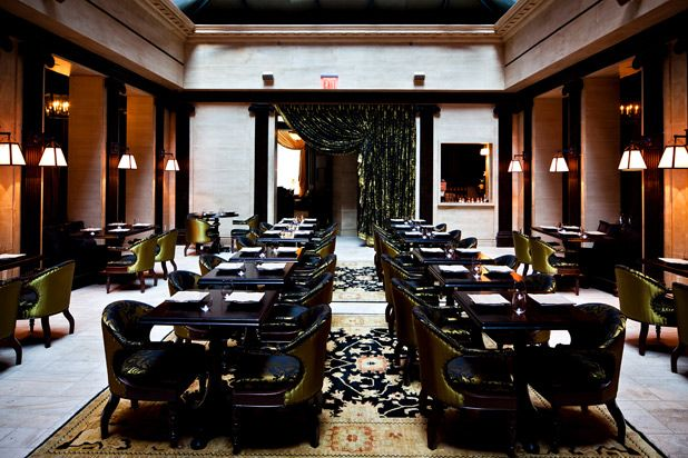 101 Best Hotel Restaurants in the World  51. NoMad at The NoMad (New York City)