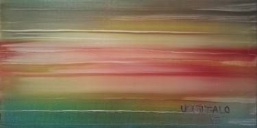 "Saatchi Art Artist Jukka Uusitalo; Painting, ""The Promised Land 2015"" #art"