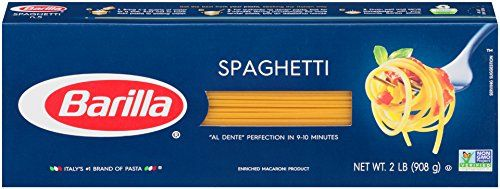 Barilla Pasta Spaghetti 32 Ounce >>> Learn more by visiting the image link. (Note:Amazon affiliate link) #BestSellerBelow10