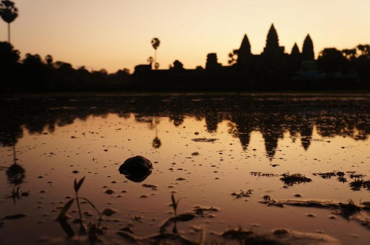 Angkor Wat @ Siem Reap