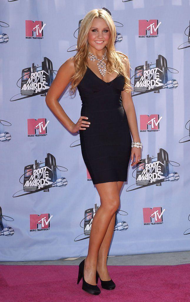 Amanda Bynes Photos Photos 2007 MTV Movie Awards Amanda