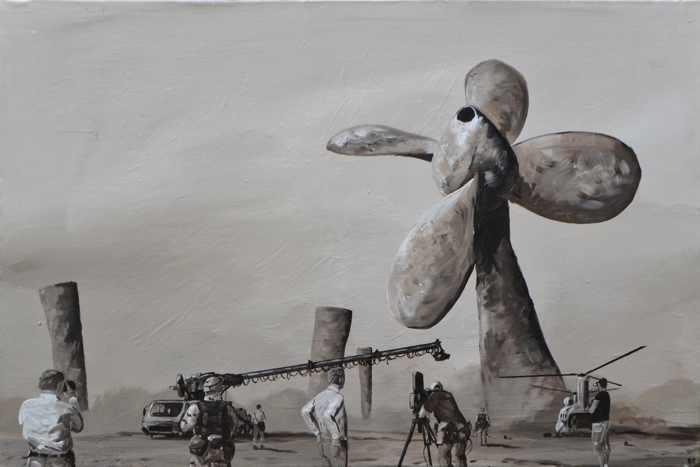 Relics I by Ben Tankard. Buy it on Startled Art