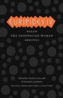 Shop for Euripides IV: Helen / The Phoenician Women / Orestes (Paperback). Free Shipping on orders over $45 at Overstock.com - Your Online Books Outlet Store! Get 5% in rewards with Club O!
