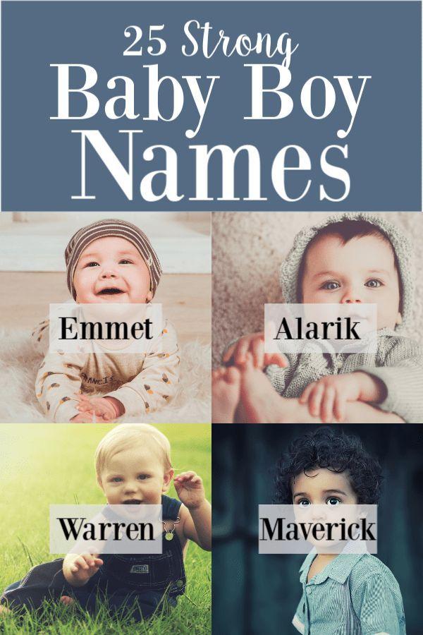 25 sterke babynamen met betekenissen in 2019
