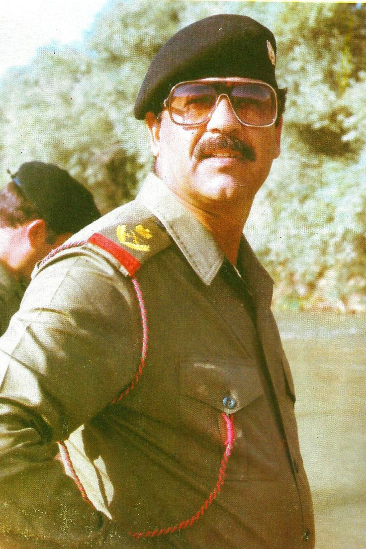 18 Best Saddam Hussein Images On Pinterest Saddam