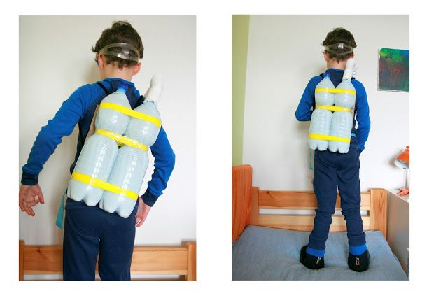 ... ZA POTÁPĚČE ...   Hrajeme si jinak scubadiver costume DIY