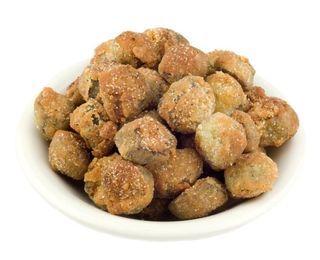 Kwanzaa Fried Okra - diabetic friendly