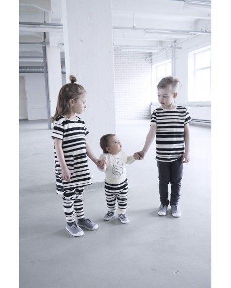 Stripe - Baby pants - by AARREKID