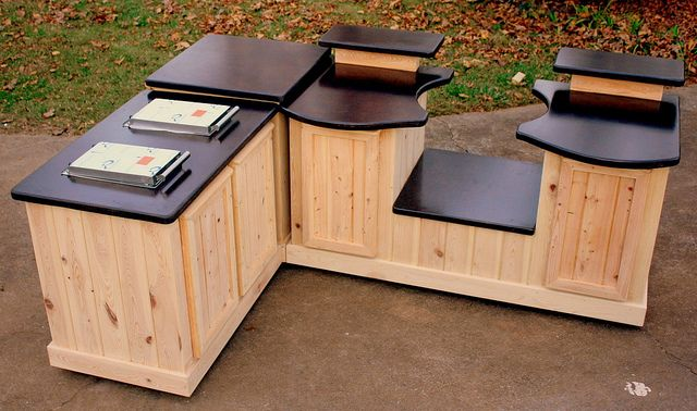 diy big green egg table | Recent Photos The Commons Getty Collection Galleries World Map App ...