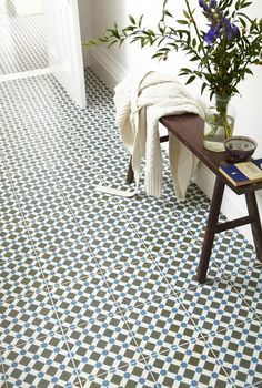 Image result for tiled wall hallway