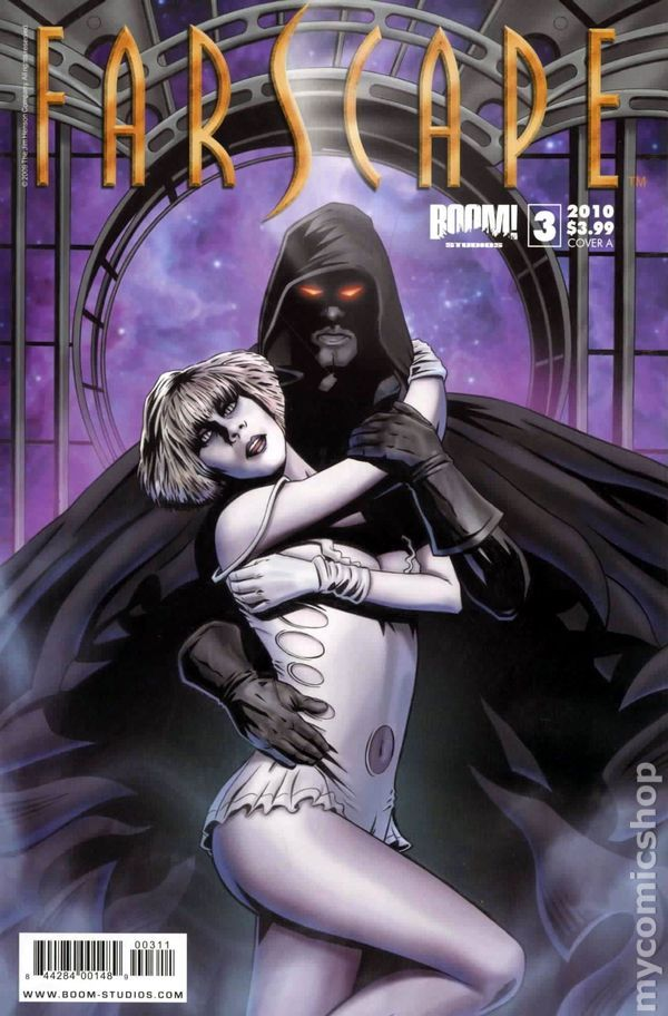 Farscape (2009 Boom Studios Ongoing) 3A Comic book covers