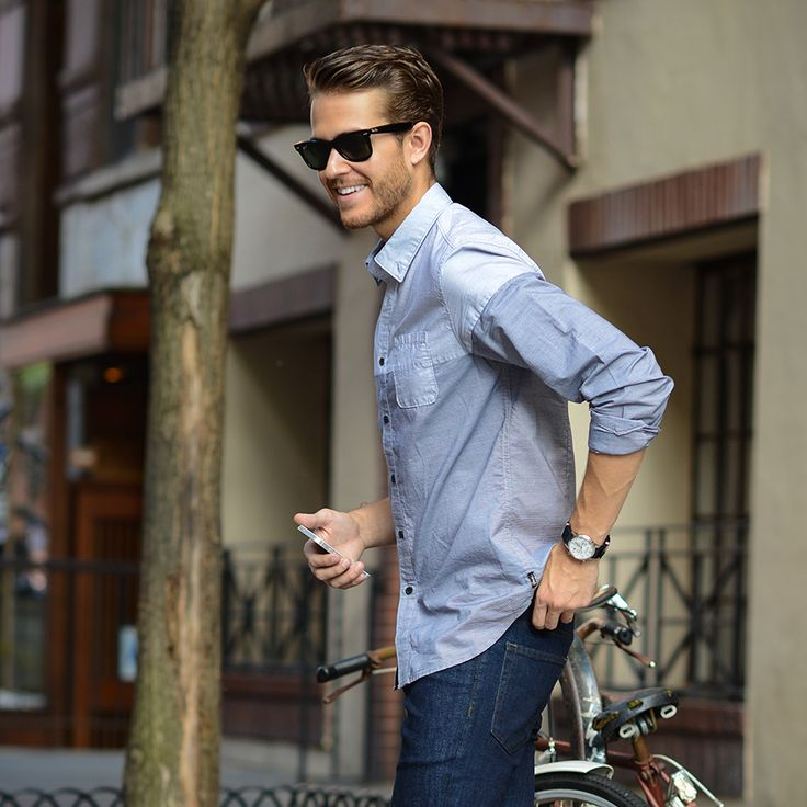 How to style denim | http://iamgalla.com/2014/10/denim-styled-3-ways/