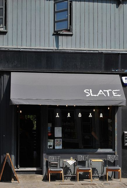 Slate Coffee | London
