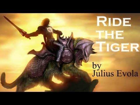 Julius Evola - Ride the Tiger (full audiobook)