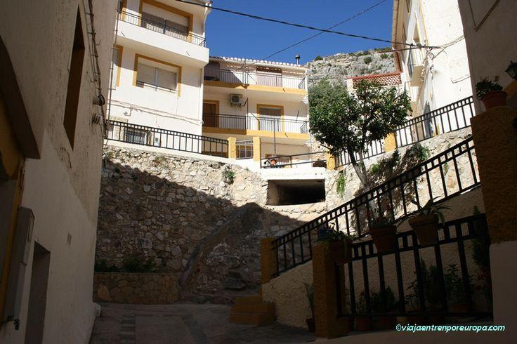 Casas típicas en Cortes de Pallás