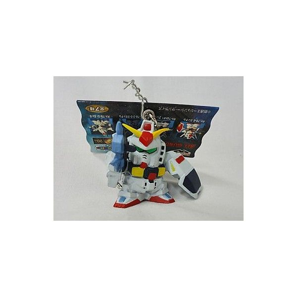 Manufacturer : BANPRESTO  	Condition : NEW  	Type: KEY HOLDER  	Gundam Series : MOBILE SUIT GUNDAM