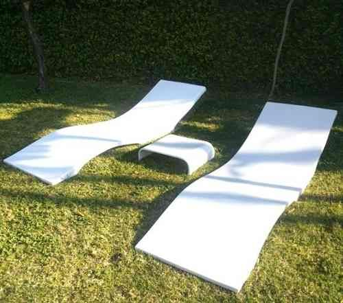 reposera baja minimalista jard n pileta deck playa humeda home pinterest. Black Bedroom Furniture Sets. Home Design Ideas