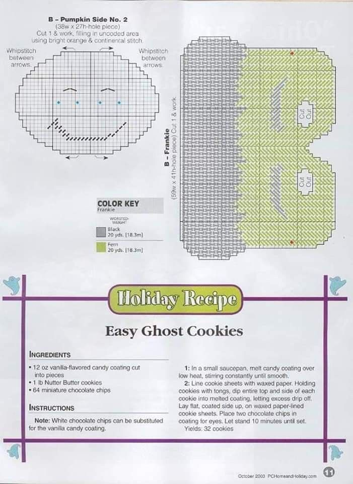Pin By Cindy Plaster On Halloween 10 Plastic Canvas Patterns Plastic Canvas Crafts Canvas Crafts