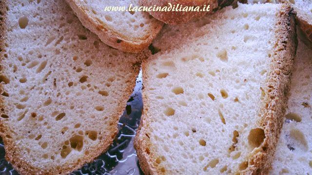 La Cucina di Liana: Pane di Bonci con Licoli