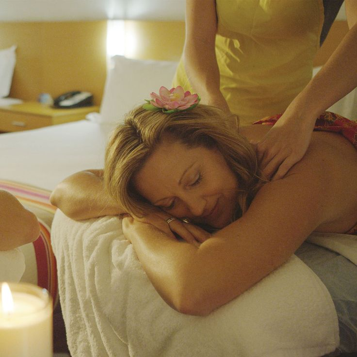 Treat yourself to a in-room massage during your stay!