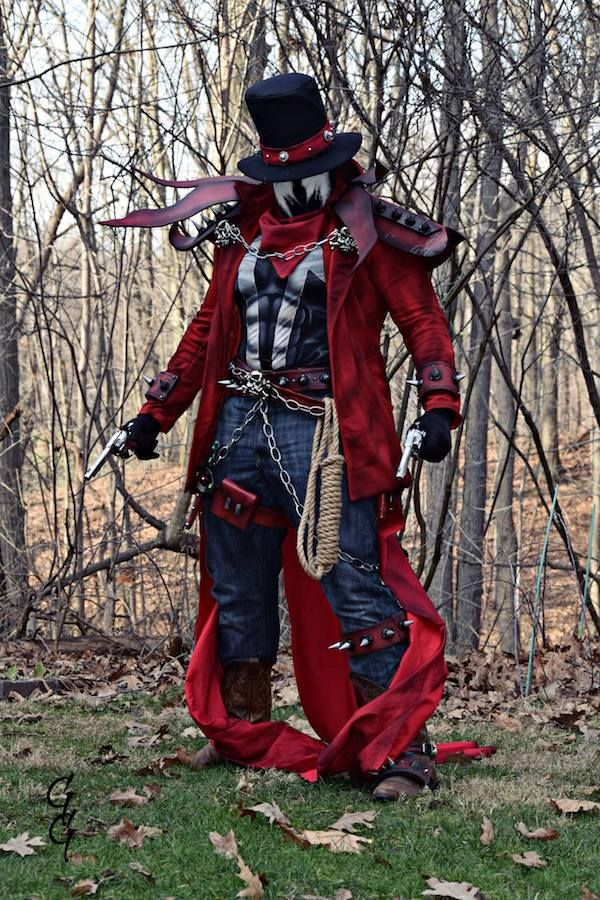 The Spawn Cosplay Collection