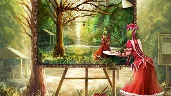 Hina Kagiyama #wallpaper #fantastik #karakter #kagiyama