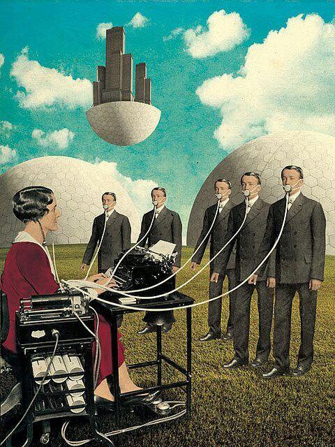 Freedom - Julien Pacaud