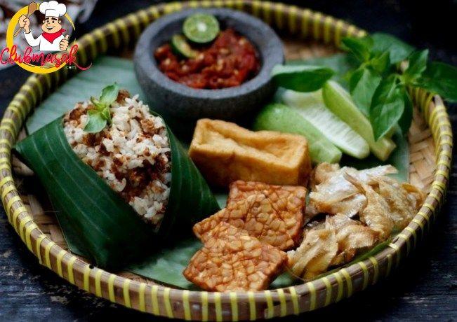 Nasi Tutug Oncom Club Masak Resep Makanan Masakan Indonesia