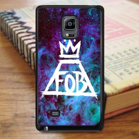 Fall Out Boy Logo Galaxy Samsung Galaxy Note 3 Case
