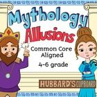This unit was created to align with the CCSS ELA 4.4 relating to allusions from Greek Mythology but can be used for 5th and 6th graders too.  The 4...