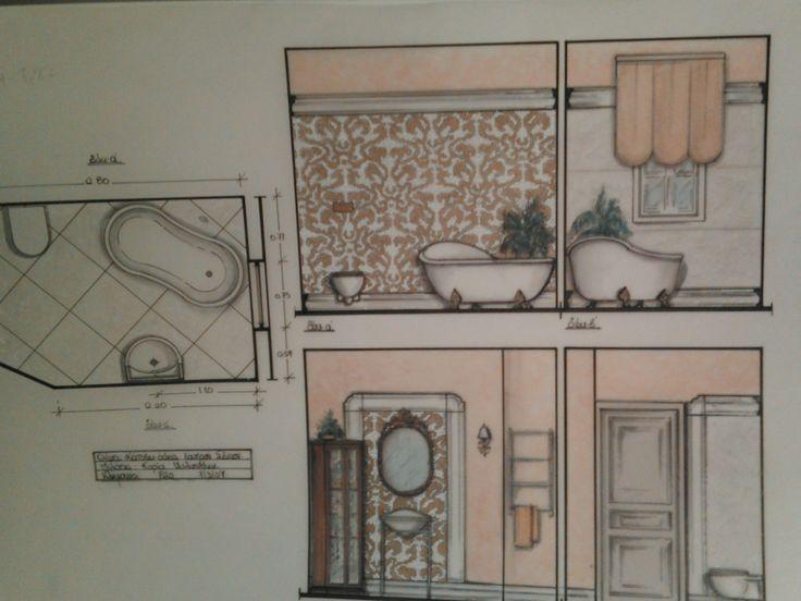 bathroom design by vanessa!!!!!!