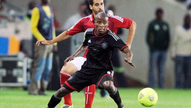 Matlaba rescues draw for Orlando Pirates against Al Ahly in the CAF Champions League Final first leg - News - Kick Off