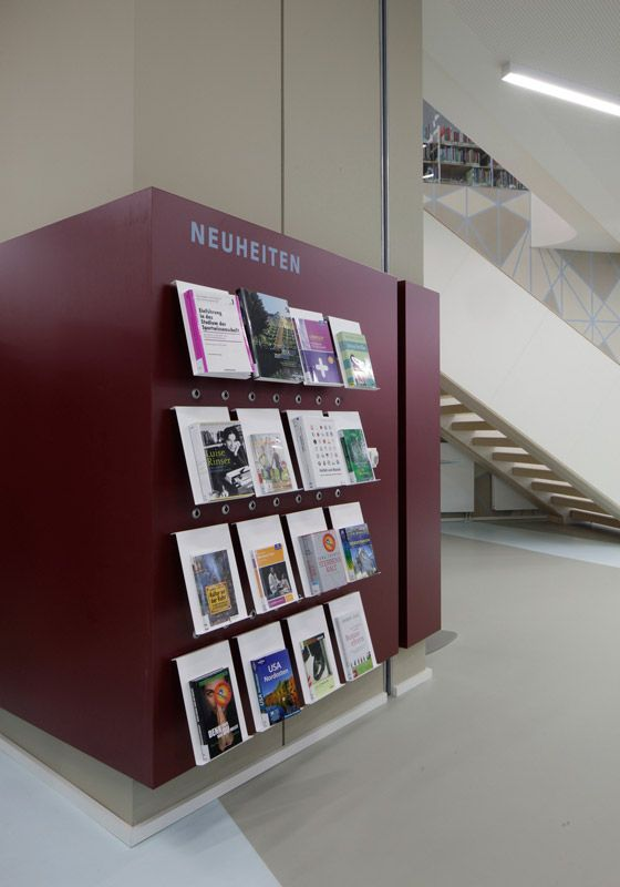 Bert Brecht Haus | UKW Innenarchitekten