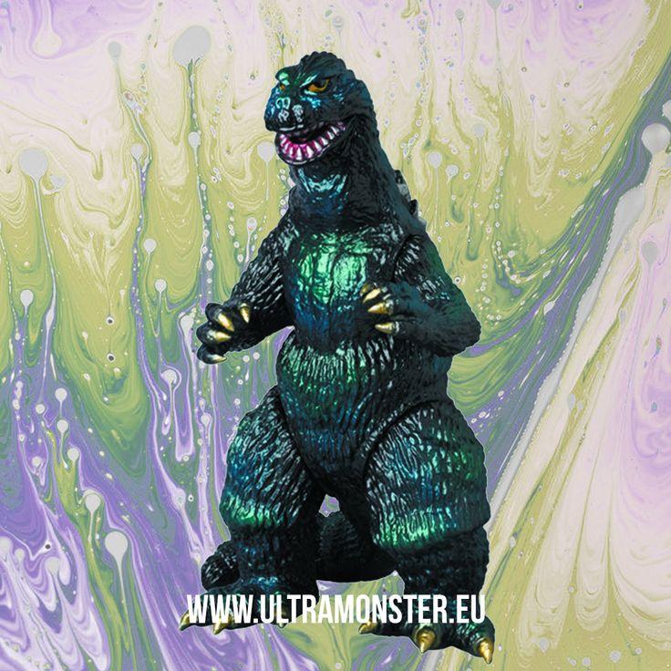 Godzilla by Medicom 2015. Super awesome figure.