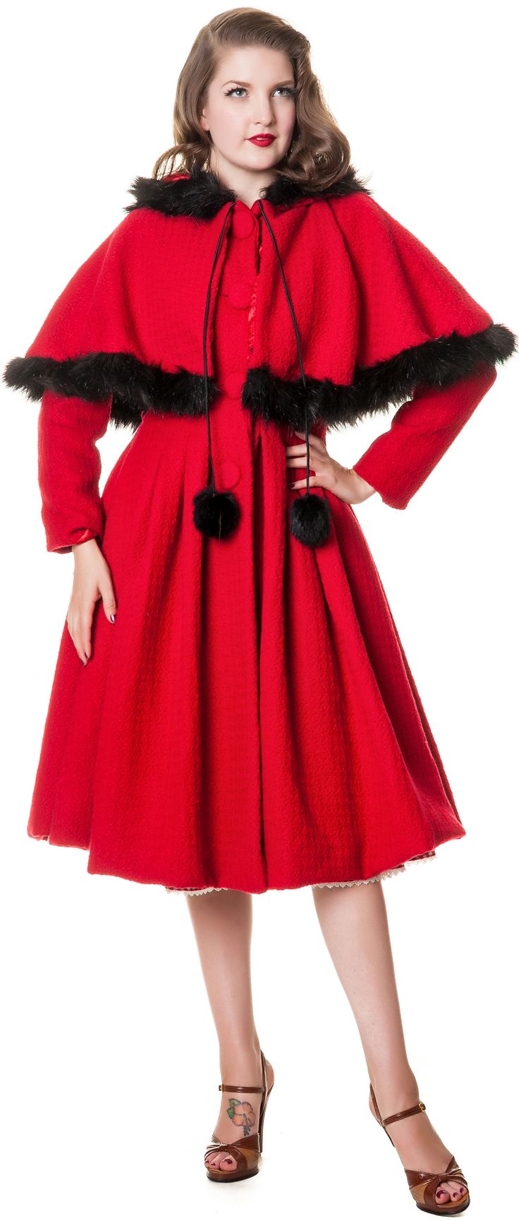 51 best Adorable Vintage Coats images on Pinterest | Vintage style ...