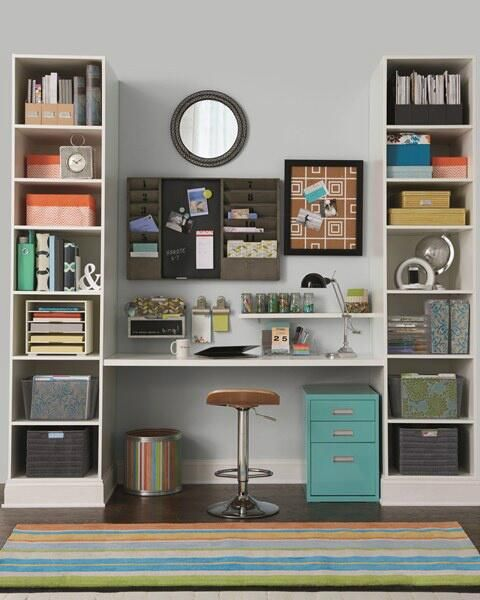 HomeGoods on   Studios   Pinterest   Home, Home office organization and Home Office