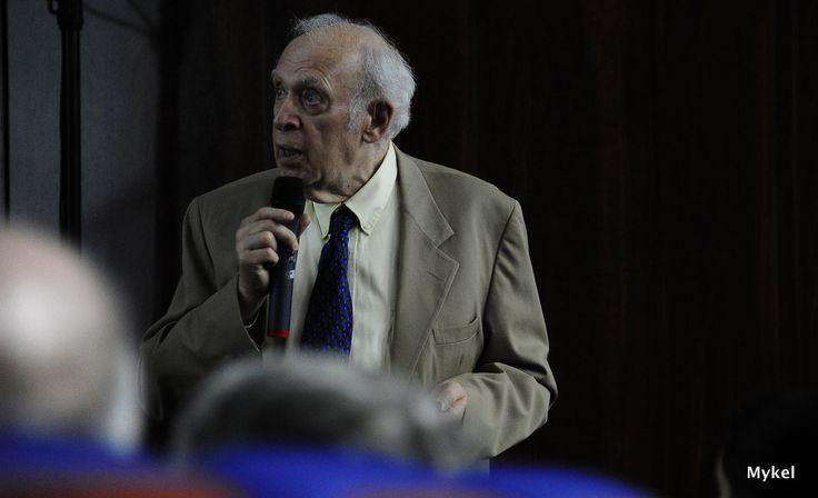 Premio Nobel de Fisica Gerome Friedman