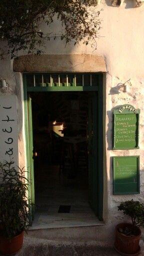 Jazzmin Café, Chora