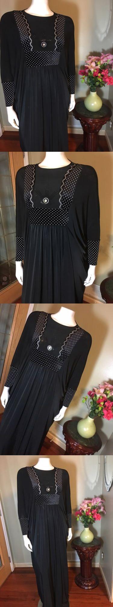 Middle East 155253: Butterfly Stretch Khaleeji Abaya Arabic Farasha Jilbab With Hijab Size M 56 -> BUY IT NOW ONLY: $35.99 on eBay!