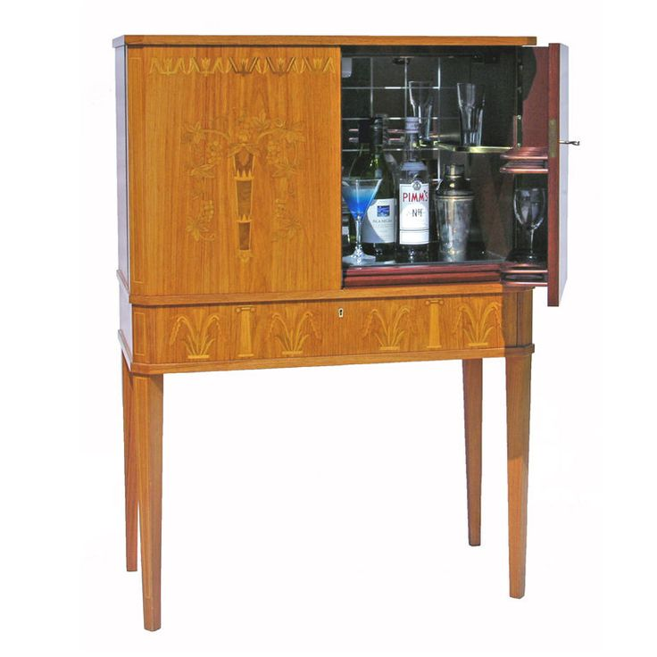 Cool Art Deco Kitchen Cabinets: 40 Best Drinks Cabinet Images On Pinterest