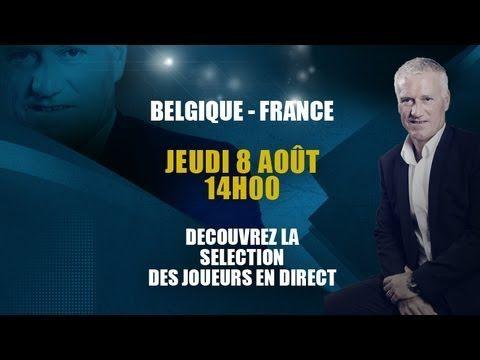 FOOTBALL -  Equipe de France : Conférence de Didier Deschamps en direct jeudi 8 à 14h00 ! - http://lefootball.fr/equipe-de-france-conference-de-didier-deschamps-en-direct-jeudi-8-a-14h00/