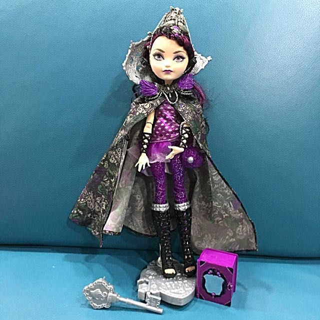 Ever After High Raven Queen Doll on Carousell