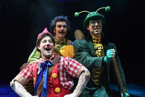 The Marriott Theater for Young Audiences Pinocchio Review - A Disney Favorite Literally Comes to Life   Splash Magazines   Chicago