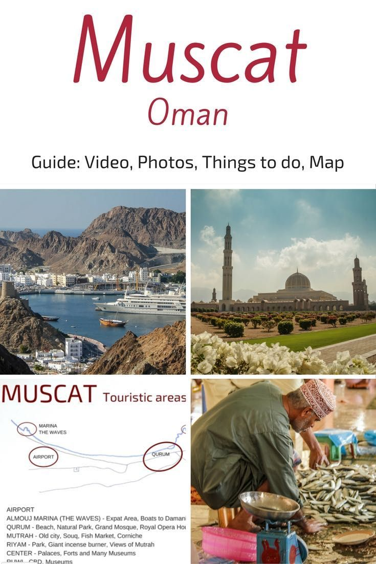 15 Best Things To Do In Muscat Oman Map Tips Photos Guide De Voyage Road Trip Tour Du Monde