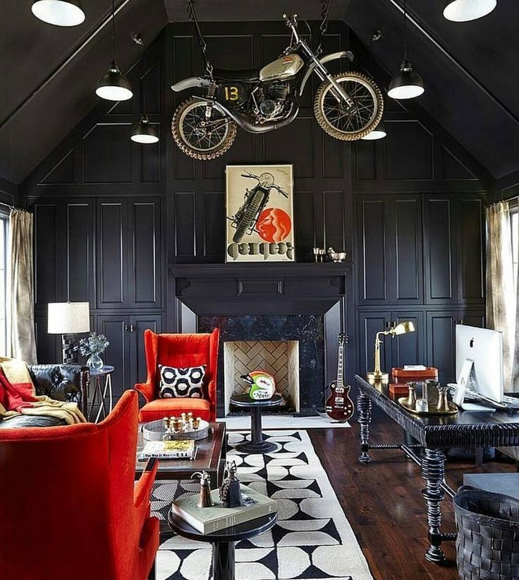 How To Create The Ultimate Man Cave: Best 20+ Man Cave Ideas On Pinterest