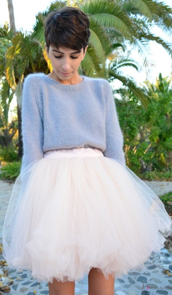 I will always love tutu skirts! No matter what age you can still rock it!!!