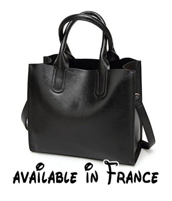 All-Match unique simple sac d'épaule Sac à main Fashion Square,Gray