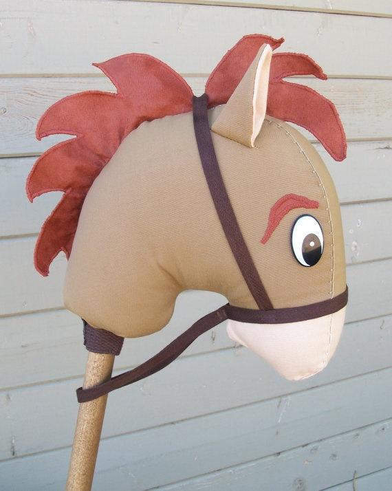 beautiful stick horses