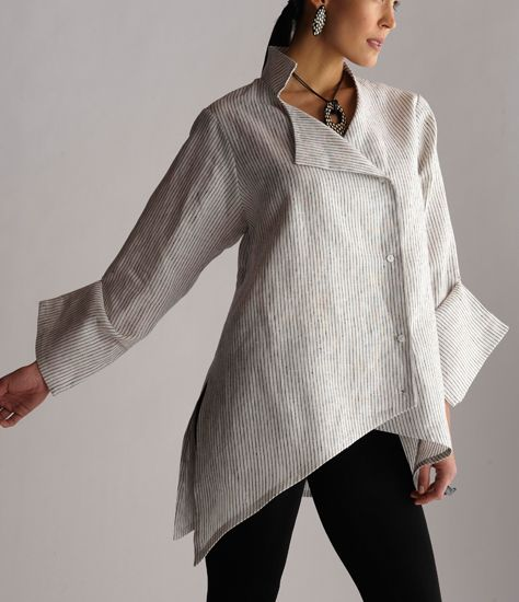 Sewing Workshop - love this shirt and it goes almost anywhere