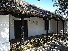 Sorpresa de Yerbas Buenas (Casa de Antonio Pareja) by Sergio Reyes Niño